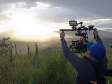 Movi sunset rig